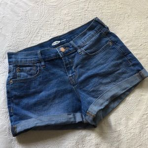💙 Bright blue denim Old Navy shorts 💙